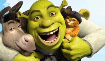 Shrek, Asno, Gato con Botas