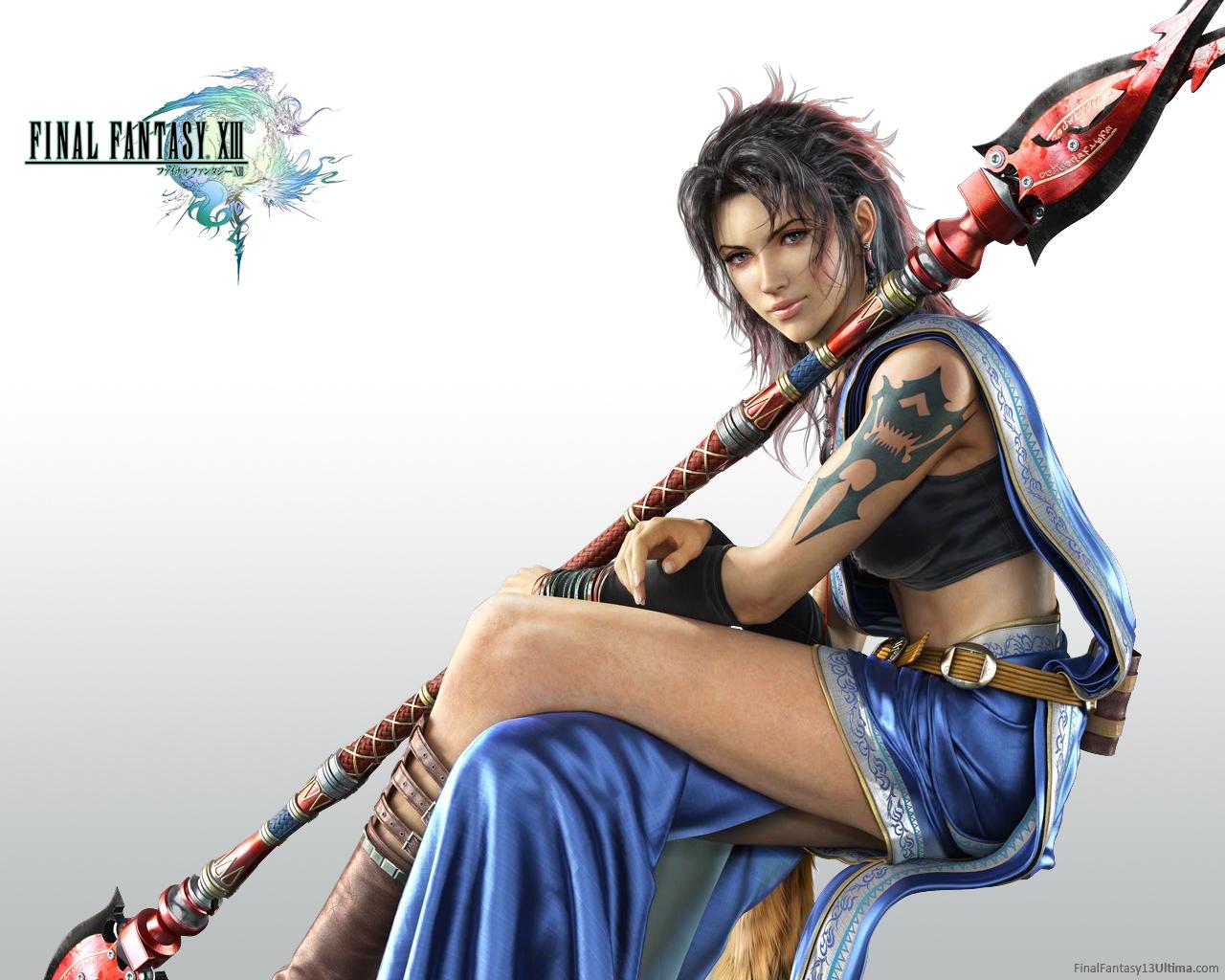 Final Fantasy 13 Wallpapers