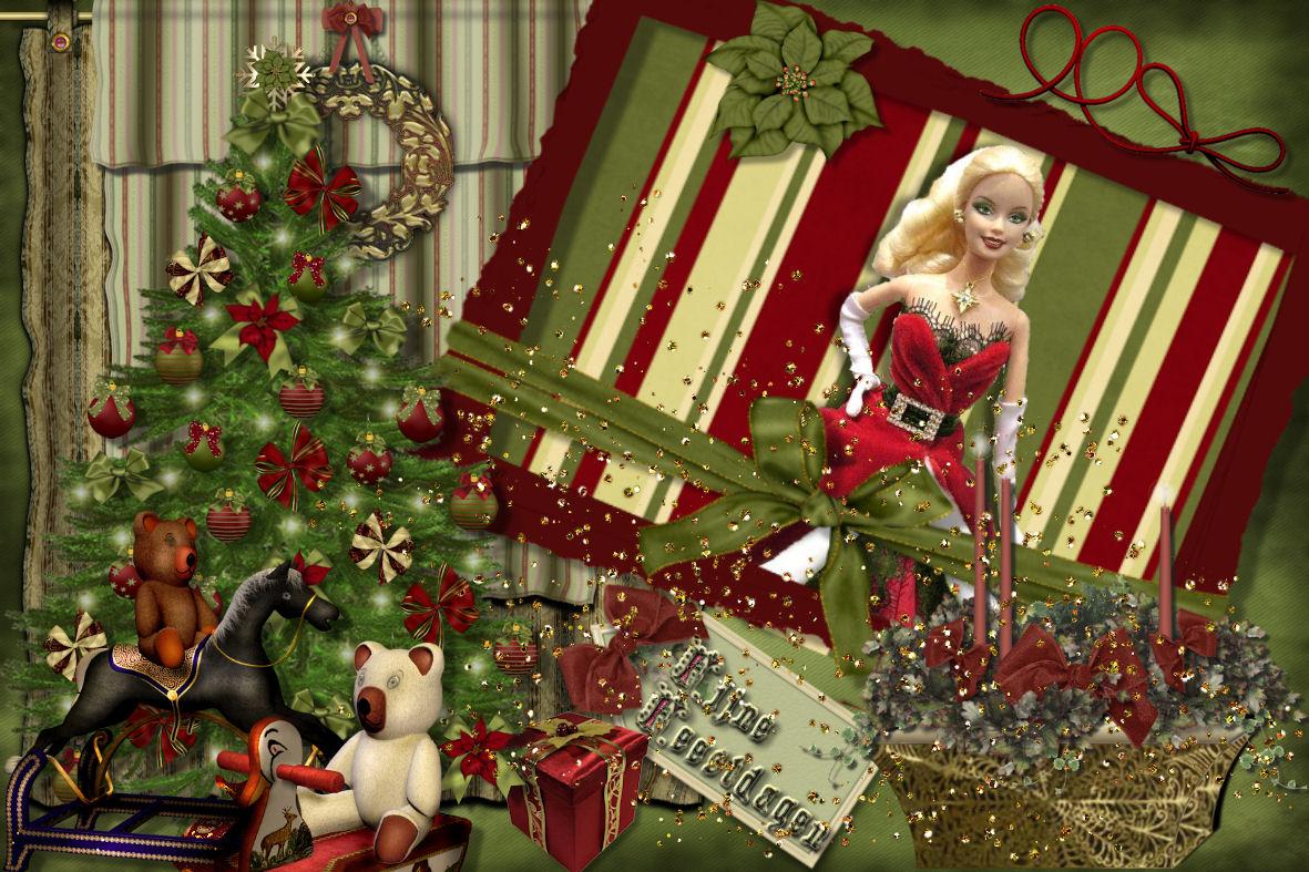 Animaatjes Barbie 49727 Wallpaper