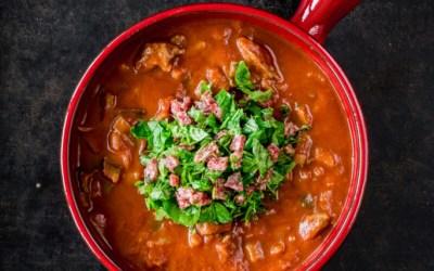 Rindergulasch und ungarische Salami – das schmeckt? Und wie!