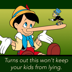 New Study Reveals the Problem with Pinocchio