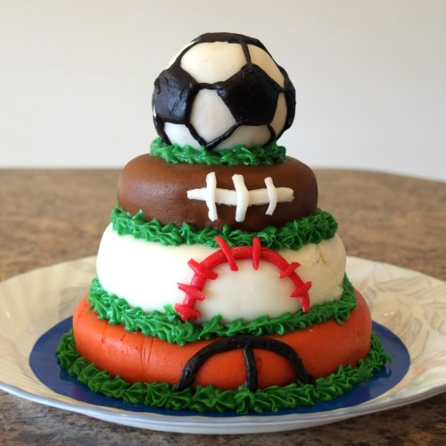 Let's Have a Ball! Ball-themed birthday party ideas.
