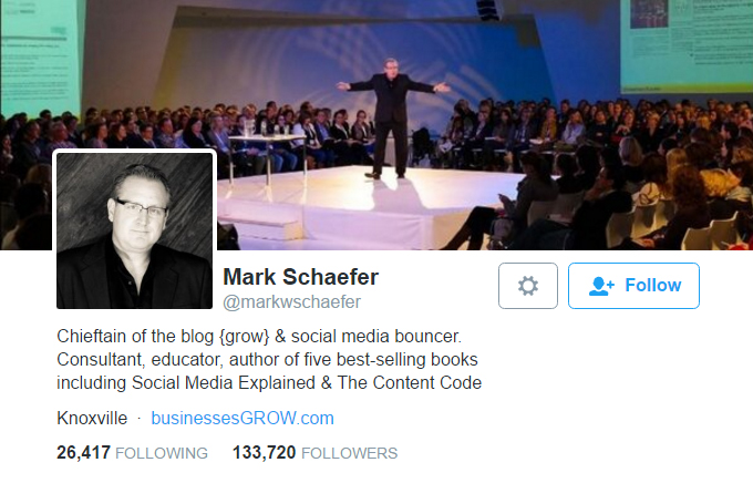 Mark Schaefer