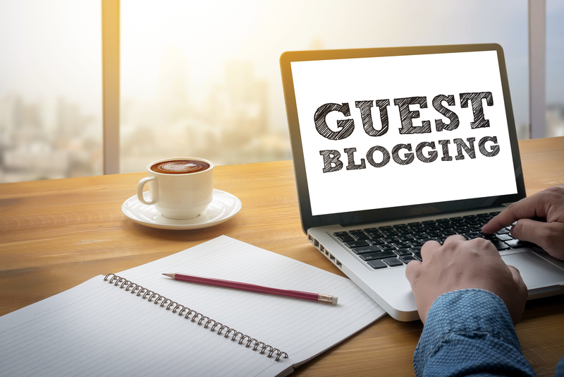 Benefits of guest blogging in order to build links