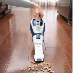 Black and Decker Dustbuster floor claner