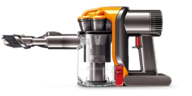 Dyson DC34 review Handheld