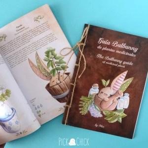 libro plantas medicinales ilustrado