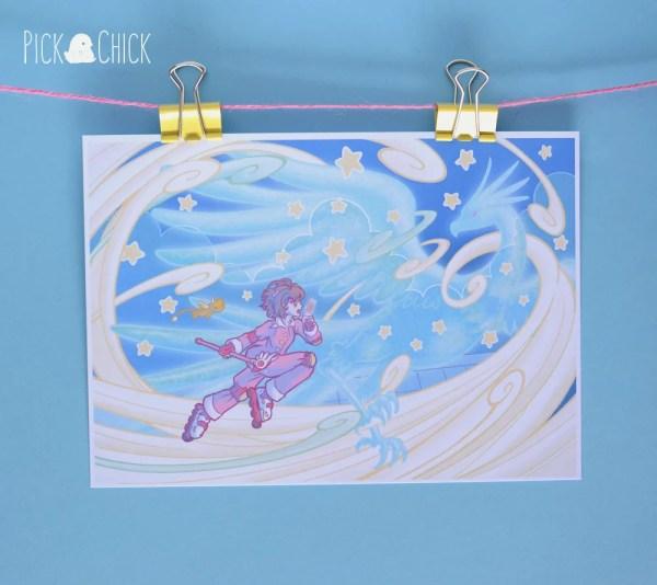 poster sakura cardcaptor