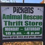 Pickens Animal Rescue Thrift Store