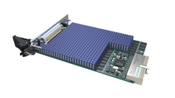 Pickering Series 120 Reed Relays on Pickering Interfaces High Density PXI Module