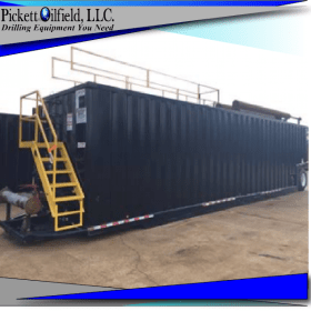 Mud Tanks - Pickett Oilfield, LLC