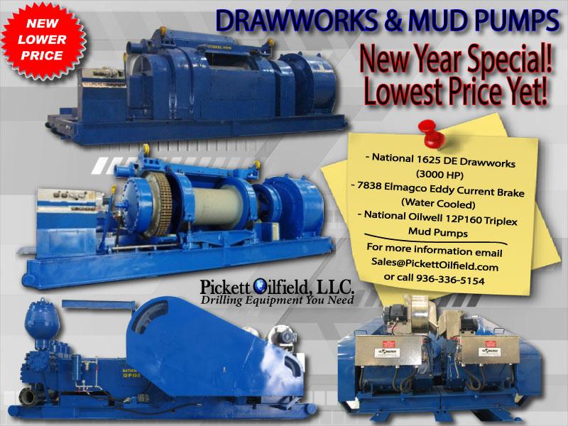 Equipment Sale! - Pickett Oilfield, LLC