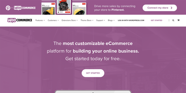 ecommerce website tool woocommerce