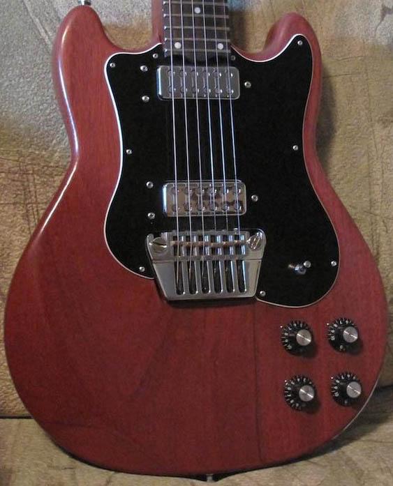 PG 108: Ovation Preacher Mdl 1281 9 screws 2 PU 1 mini toggle & Ovation Guitars \u0026 Basses - Pickguard Planet