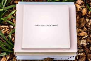 25x25 wedding album leather finish by pickin images photography