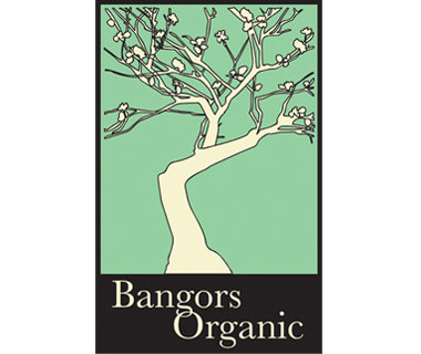Logo design for Bangors Organic
