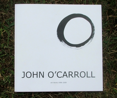 Book design for John O'Carroll