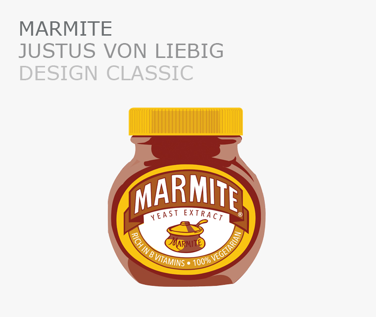 April's newsletter with Design Classic Marmite