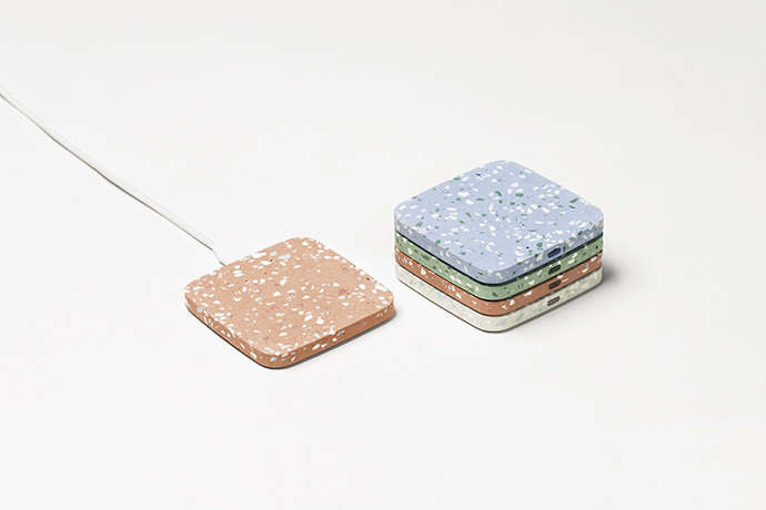 Bentu Studio makes X10 chargers out of recycled ceramics
