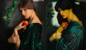 Famous artworks recreated at home during lockdown