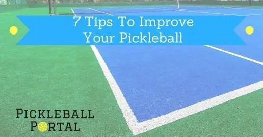tips for pickleball