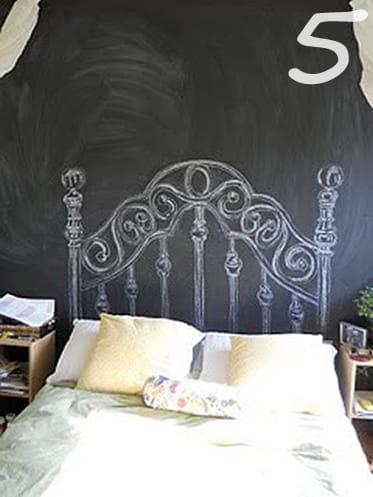 painted headboard painted headboard on wall ideas #24083 awesome