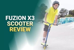 Fuzion X3 Pro Scooter Review – Best Selling Pro Scooter