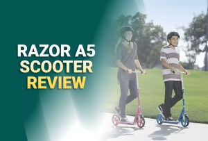 Razor A5 Lux Scooter Reviews – Should You Buy It?