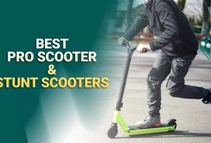 Best Trick Scooters & Pro Stunt Scooter Reviews 2021