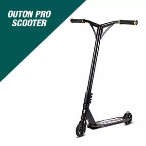 OUTON Pro Aluminum Performance Freestyle Stunt Scooter