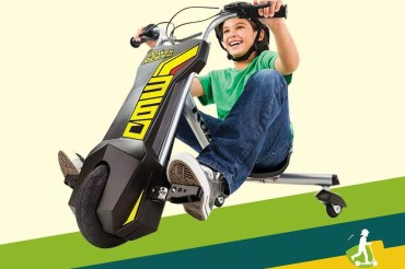 Best Razor Power Rider Review – 360 Degree Electric Ride-On