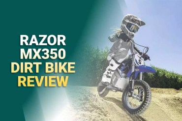 Razor MX350 Review – The Simplest Guide for Beginners