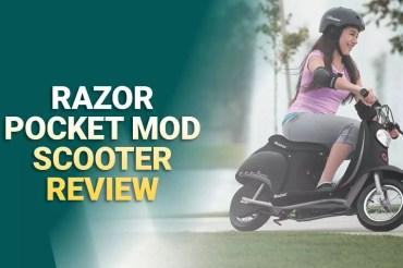 Razor Pocket Mod Electric Scooter Reviews 2021