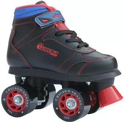 Chicago Boys Sidewalk Roller Skates
