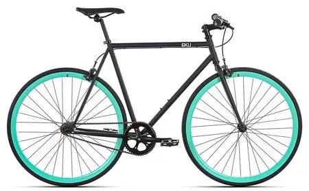 6KU Fixed Gear Single Speed Urban Bike