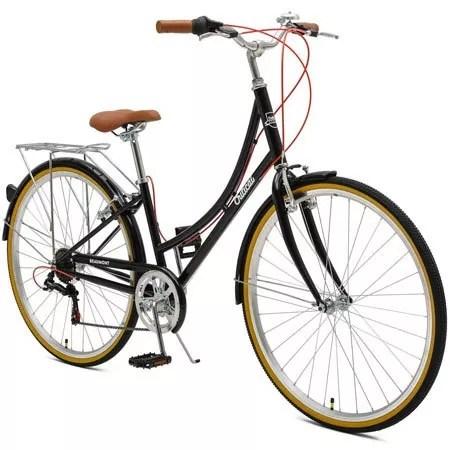 Critical Cycles Beaumont-7 Suburban bike for women