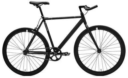 Critical Cycles Classic Track Bike