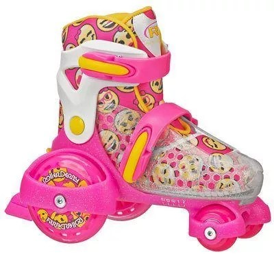 Roller Derby Girl's Fun Roller Skate