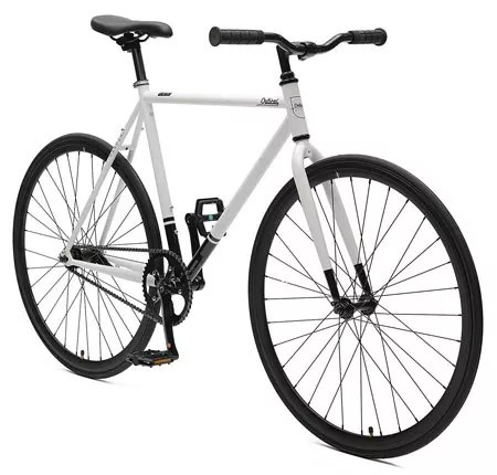 Critical Cycles Harper Coaster Single-speed bike with foot brake