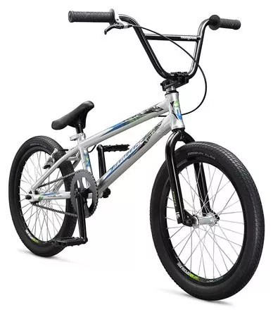 "Mongoose Title Pro 20"" Boy's BMX Race Bike"