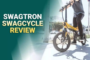 Swagtron Swagcycle Review – Folding Electric Bikes