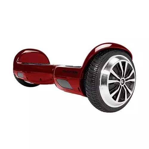 Swagtron Certified Swagboard Pro T1 UL 2272 Hoverboard Electric Self-Balancing Scooter