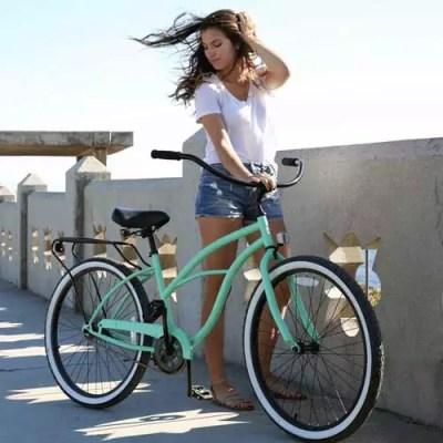 sixthreezero around the block womens cruiser bike