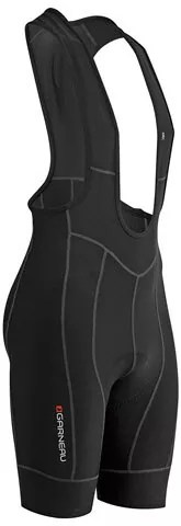 Louis Garneau Men's Fit Breathable, Compression Cycling Bib Shorts