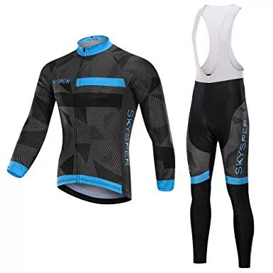 SKYSPER Cycling Jersey Suit