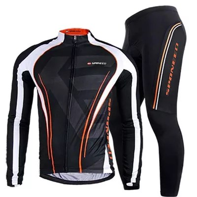 Sponeed Men's Padded Bicycle Suit/ Jersey