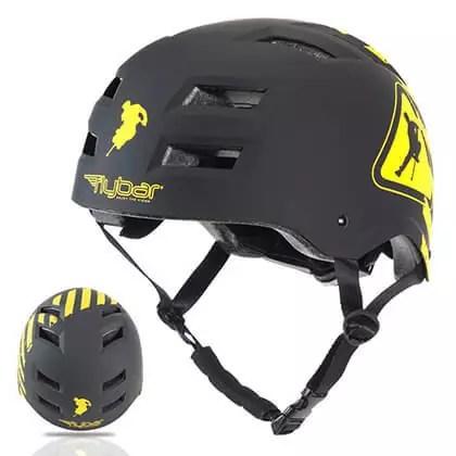 Flybar Dual Certified CPSC Multi-Sport Kids & Adult Bike and Skateboard Adjustable Dial Helmet – Multiple Colors & Sizes