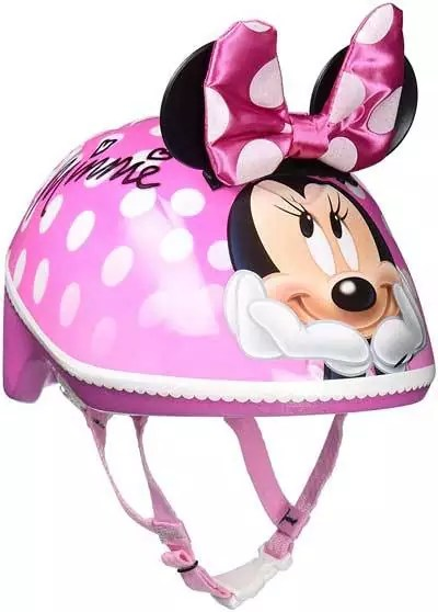 Bell-Disney-Minnie-Mouse-Bike-Helmets-for-Child-and-Toddler