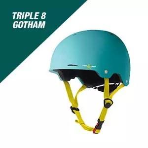 Triple Eight Gotham Dual Certified Skateboard Helmet