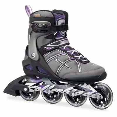 Rollerblade 84W Macroblade Alu 2016 Fitness:Workout Skate